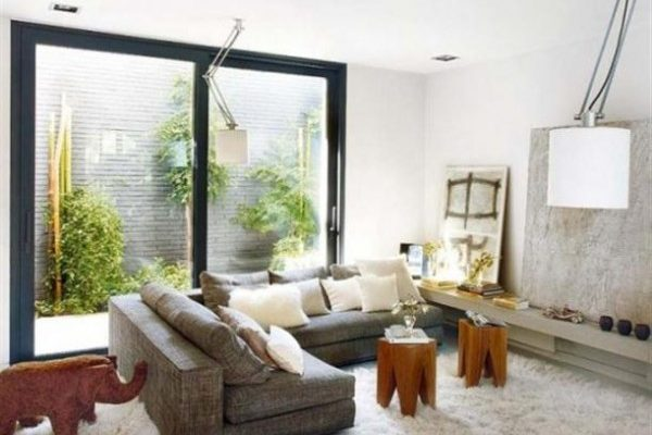 A Cozy and Natural Home Interior Design by MiCasa