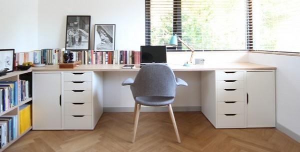 cute Scandinavian Home Design by Linea Studio in England