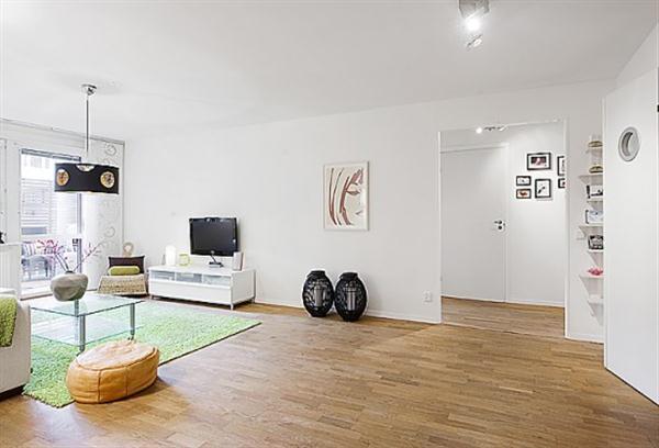 delight and Creative Sweden Apartment Interior Design Inspiration