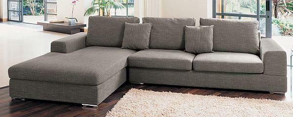 elegant grey Corner Sofas for Your Home Interior