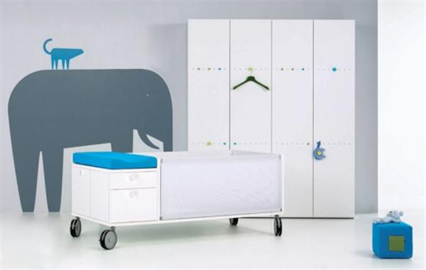 elephant Baby Room Inspiration