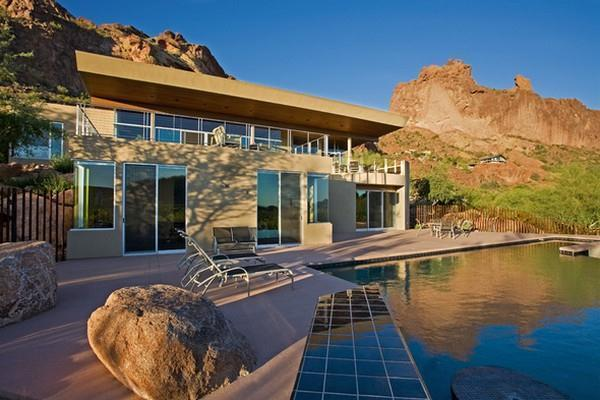 gorgeous home Design with Wonderful View in Arizona