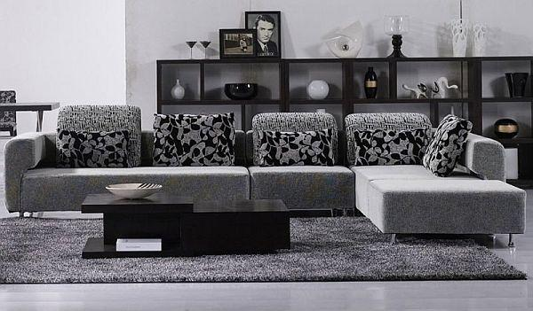 luxurious Corner Sofas for Your Home Interior