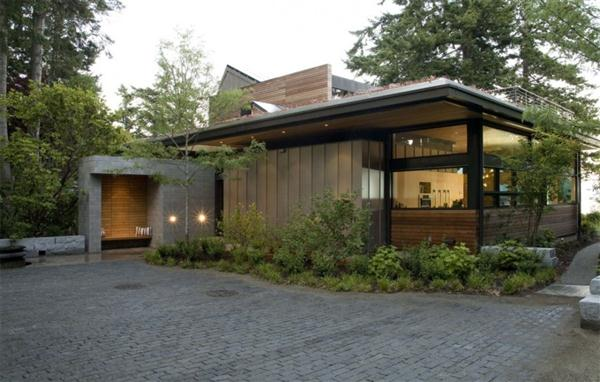 Eco-friendly Home with Awesome Design in Washington- Ellis Residence by Coates Design