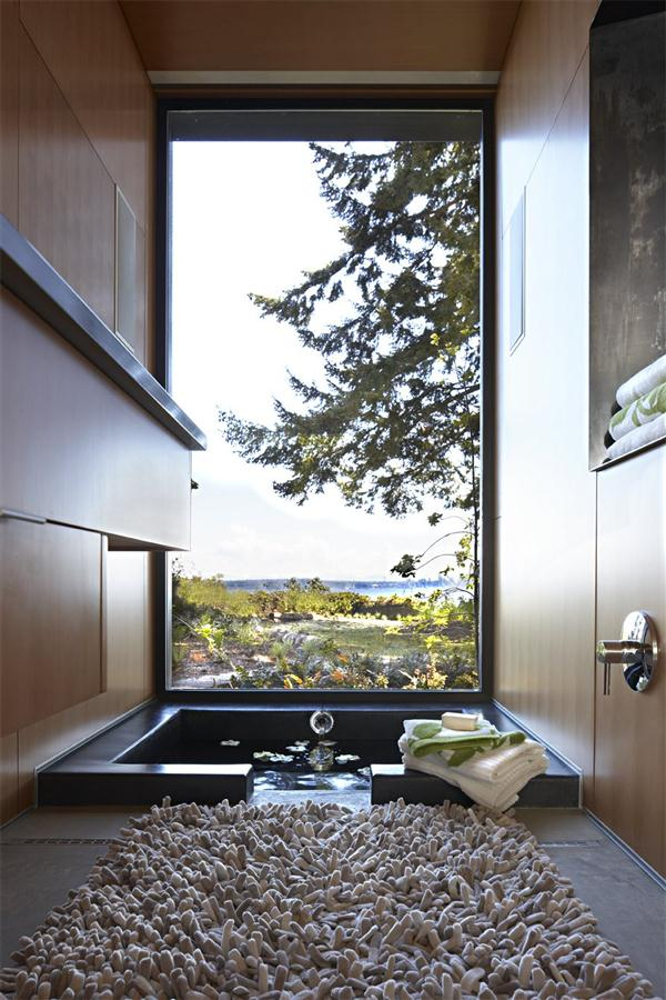 luxurious Home with eco friendly concept design in Washington Ellis Residence by Coates Design