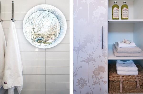 luxurious and creative bathroom Design in Sweden