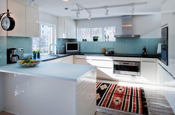luxurious and wonderful kitchen Design in Sweden