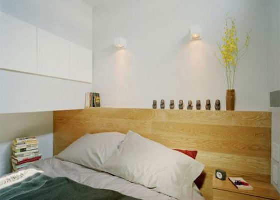 Awesome Small Studio Apartment – Space Maximization with 500 square feet