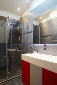 minimalist bathroom Design Ideas by FrA©dA©ric Flanquart x