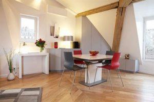 minimalist dinning room Design Ideas by FrA©dA©ric Flanquart