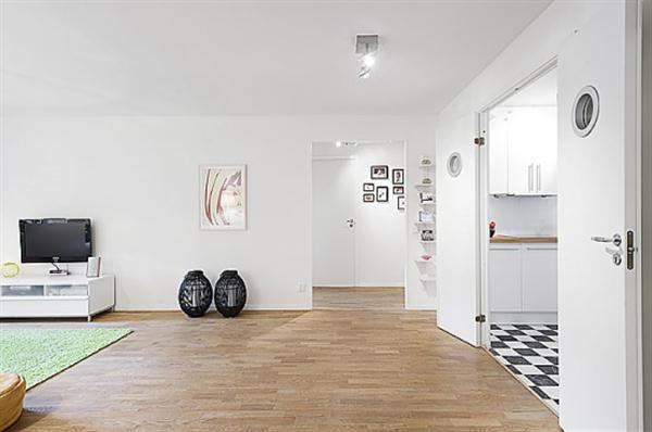modern and Creative Sweden Apartment Interior Design Inspiration