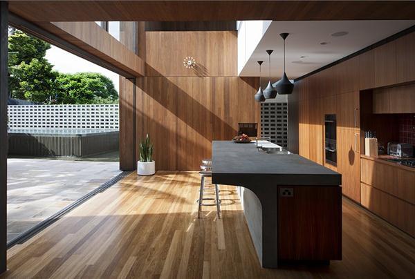 open kitchen design ideas by MCK Architects