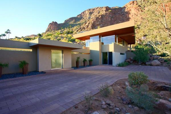 shidiy Residence Design with Wonderful View in Arizona