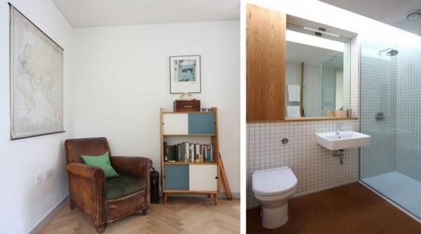 unique Scandinavian Home Design by Linea Studio in England