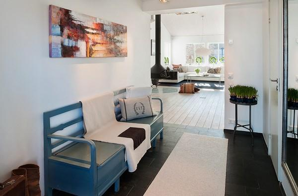 welcome space on simply White House Design in Sweden