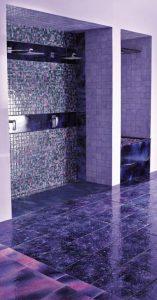 Bathroom ideas with Contemporary Violet Interior Design Ideas inspirartion