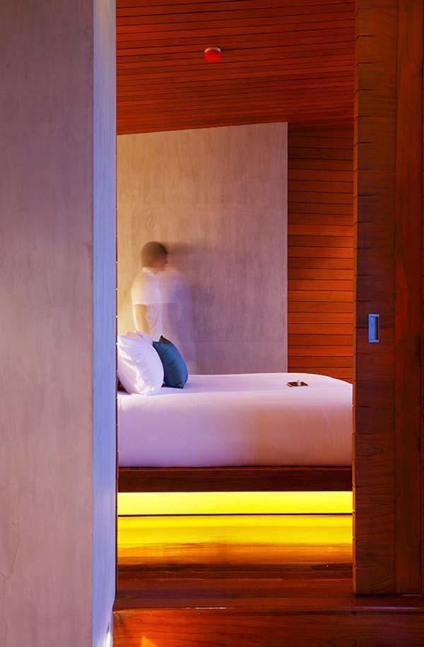 Casa de la Flora resort design ideas in Thailand