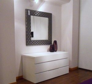 Contemporary Shelves for Minimalist Bedroom aplliance