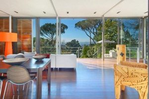 Contemporary Villa with Wonderful view in South Africa