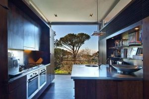 Contemporary kitchen Design inspiration for unusual house concept