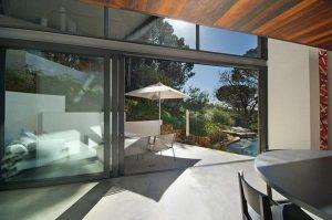 Cool Villa Design with Unique Concept in Cape Town
