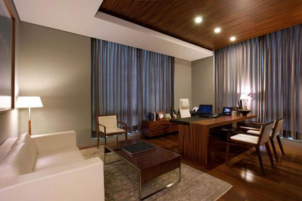 Cool and Cozy Office Interior Design Ideas