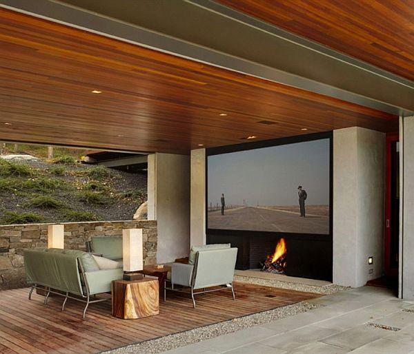 Cool and Stylish Home Design Ideas in USA terrace
