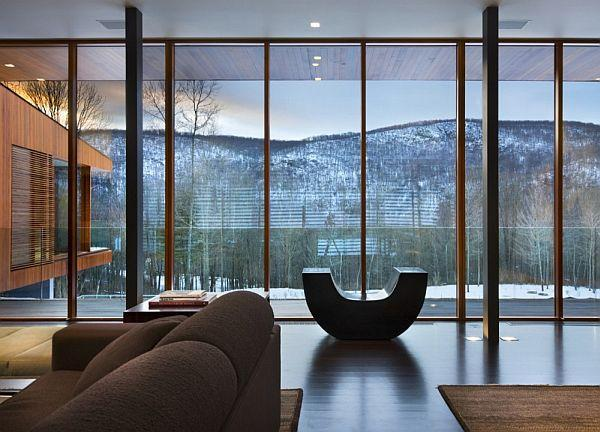 Cool and Stylish Home Design Ideas in USA with amazing view