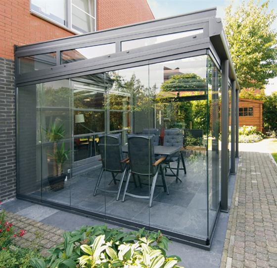 Glaoase glass patio outdoor rooms design and pictures