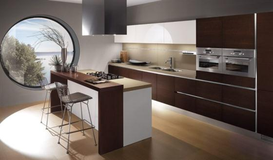 Contemporary Stylish and Original Italian Kitchen Design