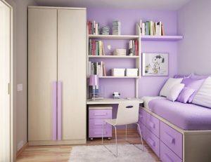 Kids bedroom with Contemporary Violet Interior Design Ideas inspirartion