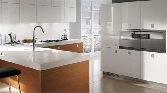 Modern kitchen design from italian designer