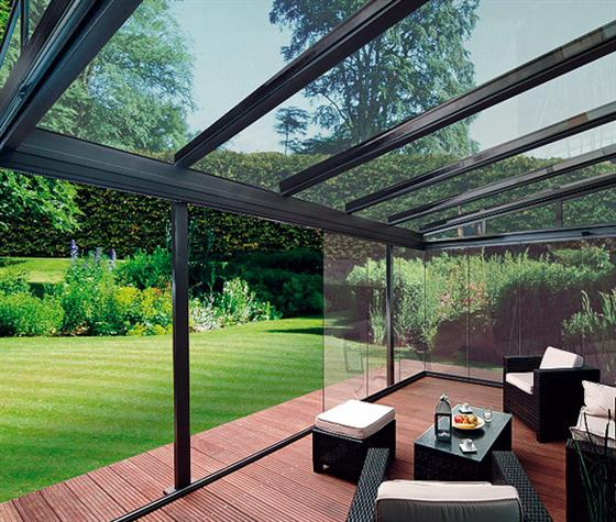 Patio glass outdoor rooms for spring design