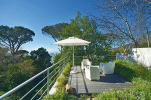 Villa with Unique Design in South Africa The Bridge House