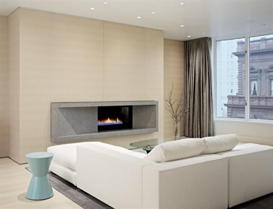 modern minimalist apartment design