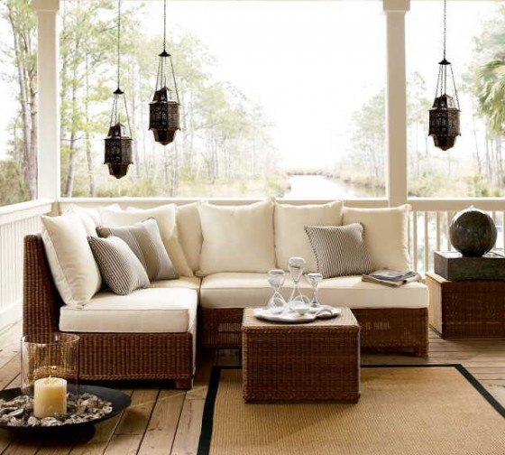 All weather outdoor chair cushion furniture ideas