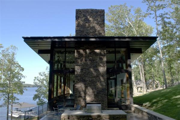 Amazing Wurzburg Lakehouse Design by Archimania