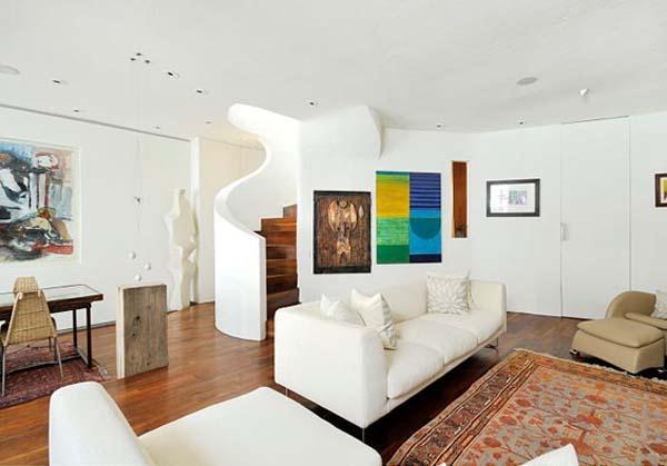 Delightful Home Design with Artistic Interior Ideas in London