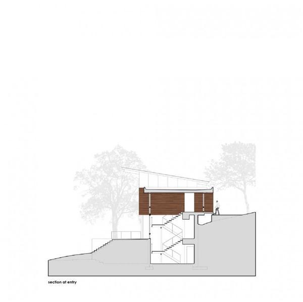 Awesome Wurzburg Lakehouse Design side siteplan