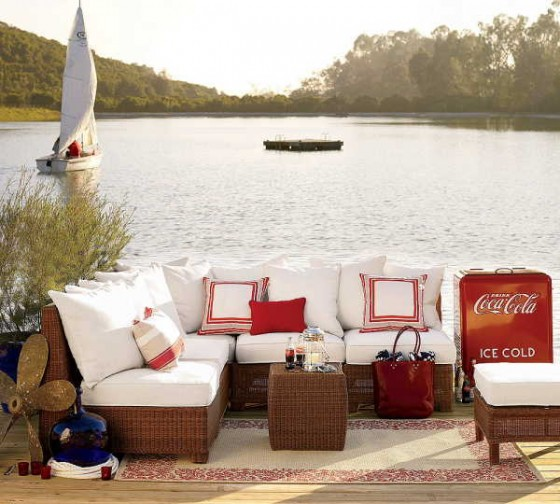 Bayside all weather outdoor furniture ideas