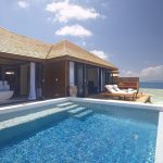 Cozy Lily Resort in Maldives swimming pool ideas