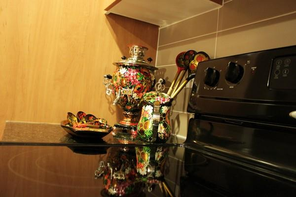 Creative Japanese Apartment Design Inspiration kitchen corner