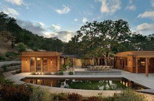 Creative Wooden House Design Ideas by MacCracken Architects calm
