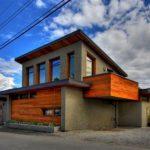 Creative and unique The Mendoza Lane house with Eco Density Concept