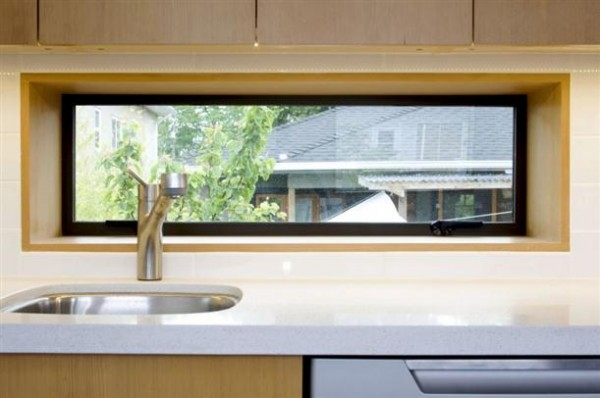 Creative mini window ideas to allow natural light The Mendoza Lane House