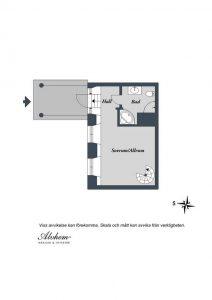 Delightful and Elegant Apartment Design groundfloor siteplan