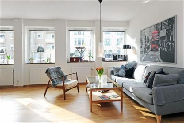 Delightful and Modern Apartment Design Ideas