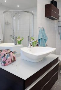 Elegant and charming bathroom Design with Stylish Concept