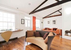 Home Design with Artistic and bright Interior Ideas in London
