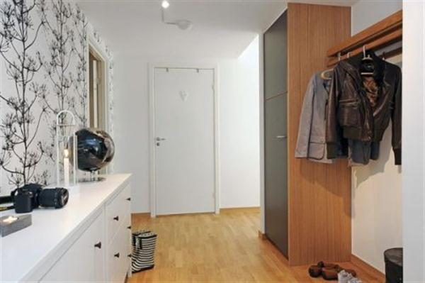 Modern and Minimalist Apartment Design Inspiration in Sweden